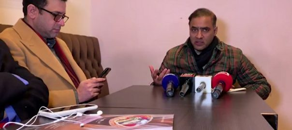 Abid Sher Ali, announces, approach, UK NCA, PTI leaders