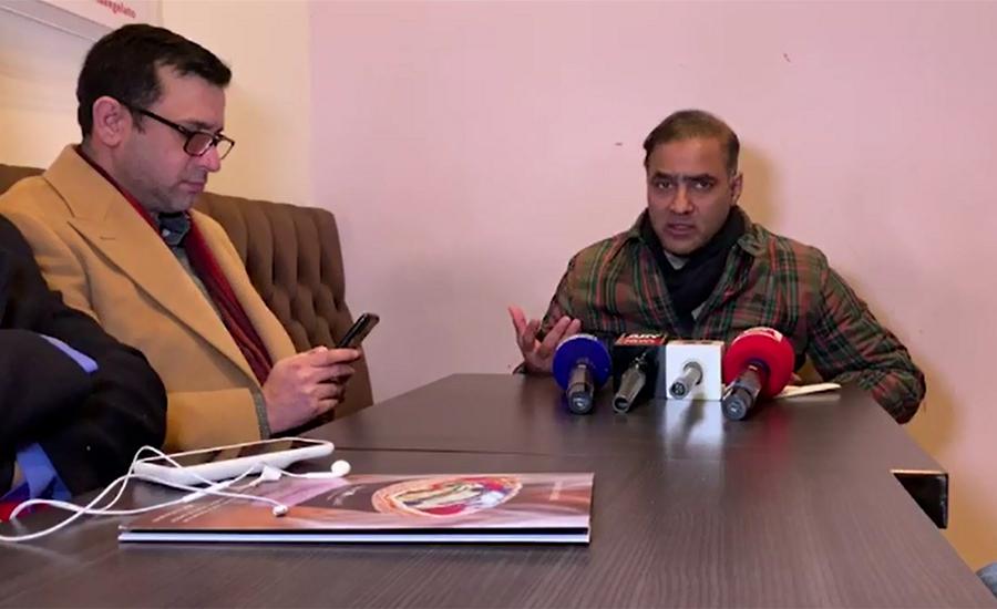 Abid Sher Ali, announces, approach, UK NCA, PTI leaders