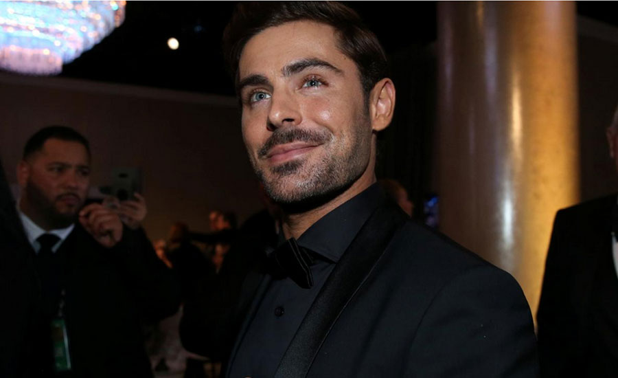 Actor Zac Efron is home after falling ill in Papua New Guinea