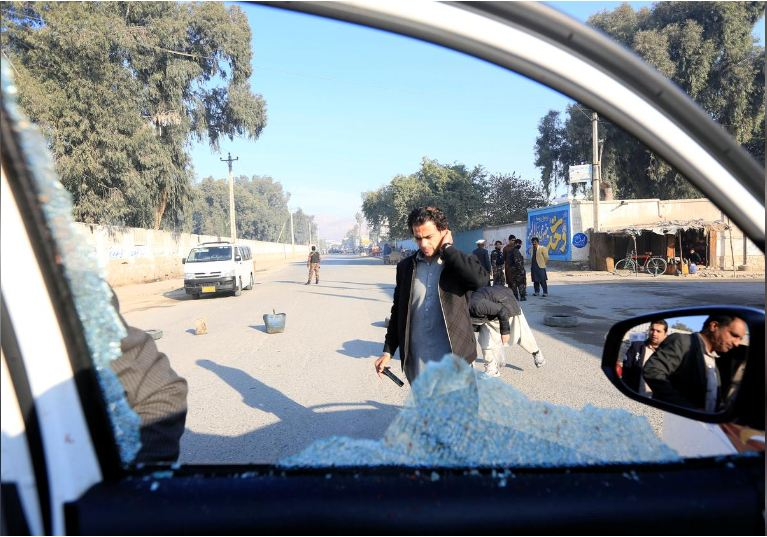 Gunmen kill head of Japan aid agency, five others in Jalalabad