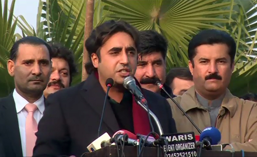 Won't become slave of any 'selected', rule will only be as per people's wish: Bilawal
