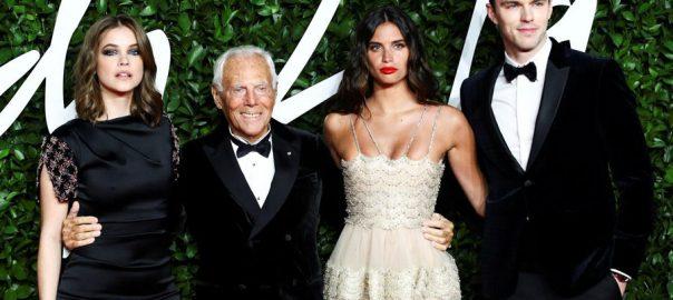 Bottega venetas British fashion fashion awards big winner