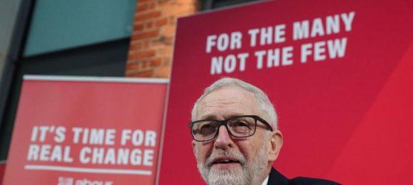 Labour leader, Brexit, offensive, UK, election, showdown