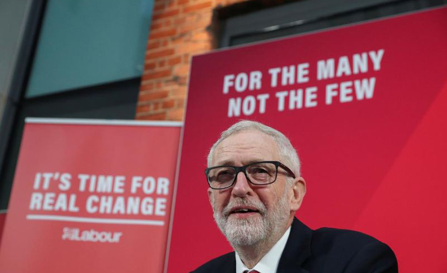 Labour leader, Brexit, offensive, UK, election, showdown