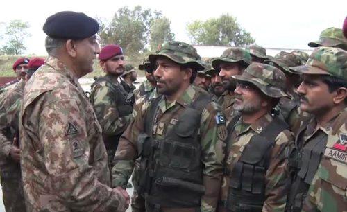 COAS Chief of Army Staff deteriorate cost army chief General Qamar Javed bajwa Pakistan Army SSG Special Service Group General Qamar Javed Bajwa