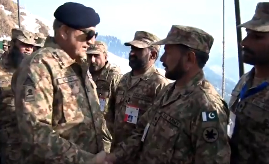 Our quest for peace must never be misconstrued as weakness: COAS