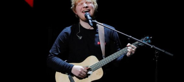 Ed Sheeran artist decade
