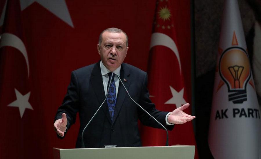 Turkish president declared most popular Muslim leader in Gallup Survey