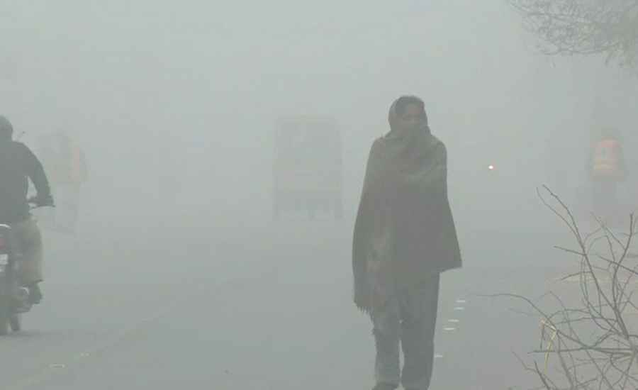 Plain areas of Punjab, KP experiencing dense fog with zero visibility