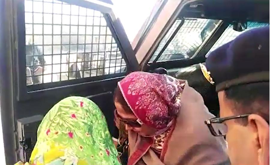 Money laundering case: Faryal Talpur's judicial remand extended till Jan 7