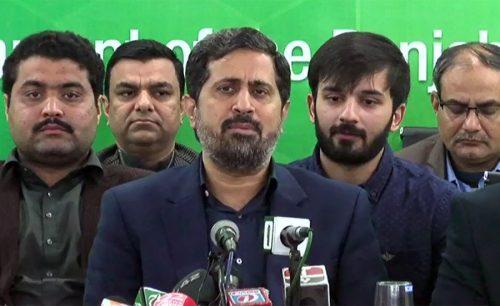 Fayyaz Chohan, raids, conducted, arrest, Hassan Niazi