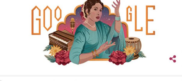 Google Iqbal Bano 81st birthday renowned singer birthday