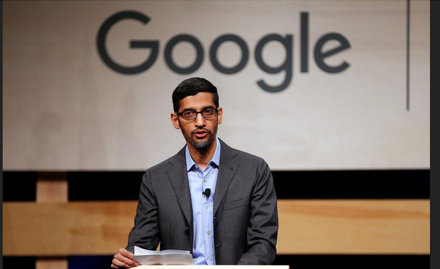google co-founder Pichai Larry Alphabet