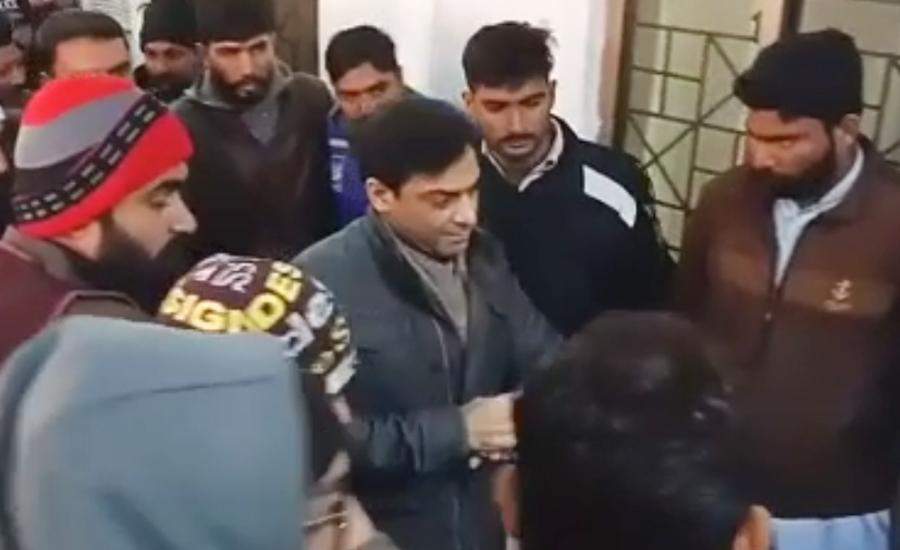 Ch Sugar Mills case: Hamza Shehbaz's judicial remand extended till Jan 7