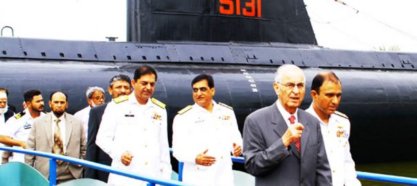 Hangor Day historic event commemorates Indian Ship Pak Navy sinking Indian ship