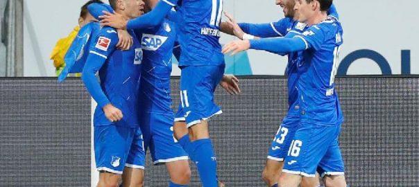 Hoffenheim, stun, Dortmund, late comeback, win
