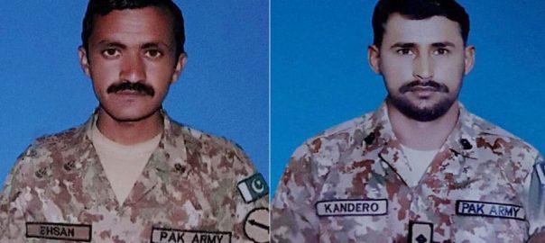 Jawans, martyred, Indian CVFs, Dewa sector, LoC