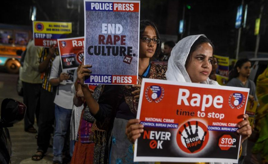 Indian police rape raping shot dead sus[ected raping