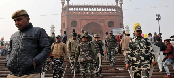 protests Friday Prayers Indian tightens security maintain order major cities data services