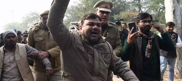 protests Uttar pradesh damages property Indian state