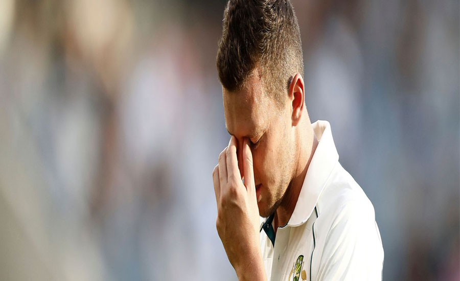 Josh Josh Hazlewood Boxing Day Boxing Day Test ICC