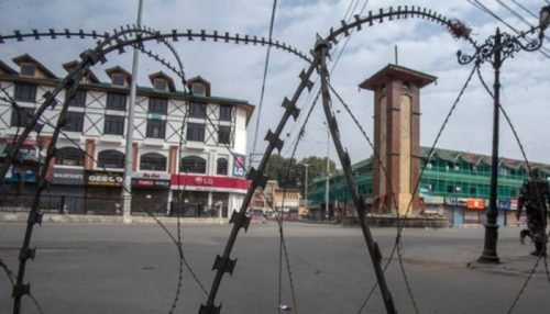 IOK, simmers, anger, lockdown, continues, 123rd day