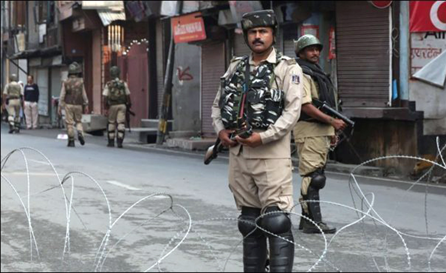 IOK situation remains unchanged on 120th day of lockdown