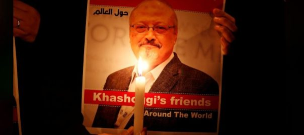Saudi Arabia, sentences, five to death, three, jail, Khashoggi killing