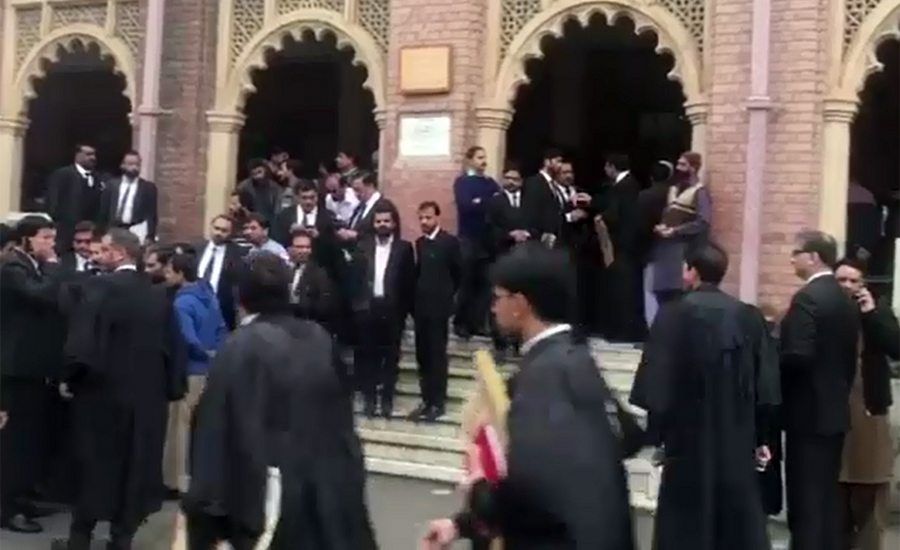 LHC CJ, forms, two-member bench, hear, plea, release, lawyers