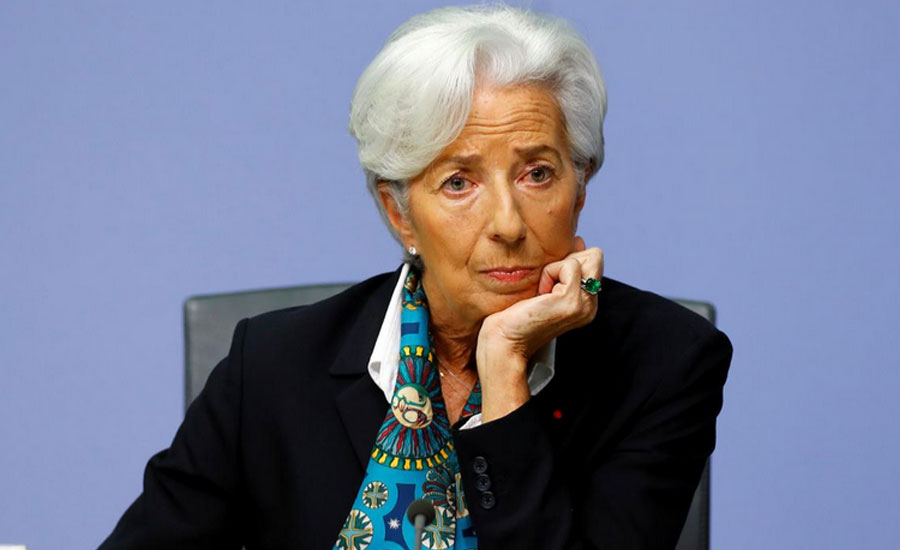 ECB ECB review European Central Bank Christine Lagarde