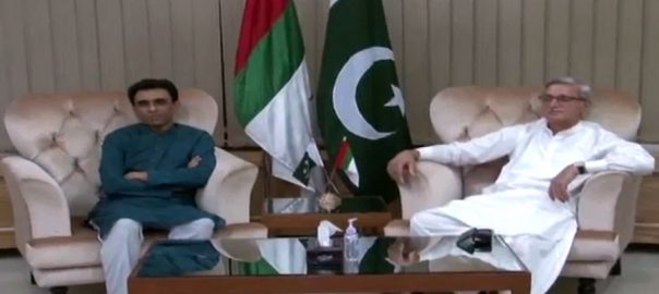Govt, Rabita Committee, contact, MQM-P, PM orders