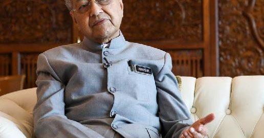 U.S,. sanctions, Iran, violate, international law, Mahathir