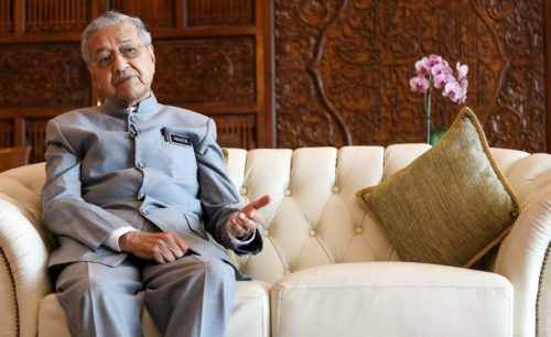 Malaysia PM, suggests, could, stay, office, 2020