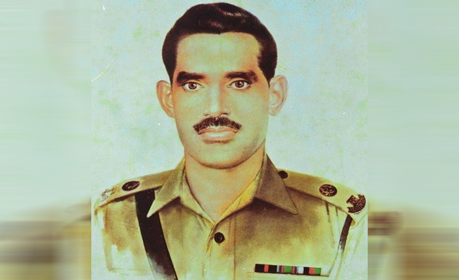 Maj Muhammad Akram's 48th martyrdom anniversary being observed today