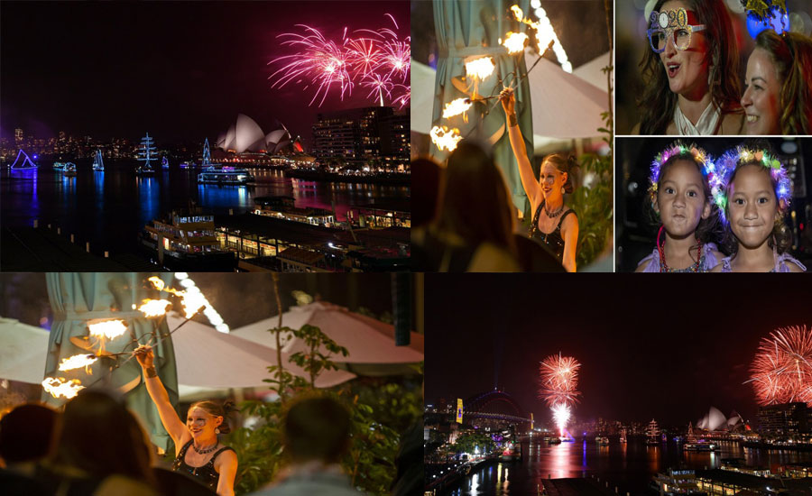 New Zealand celebrates New Year as country enters 2020