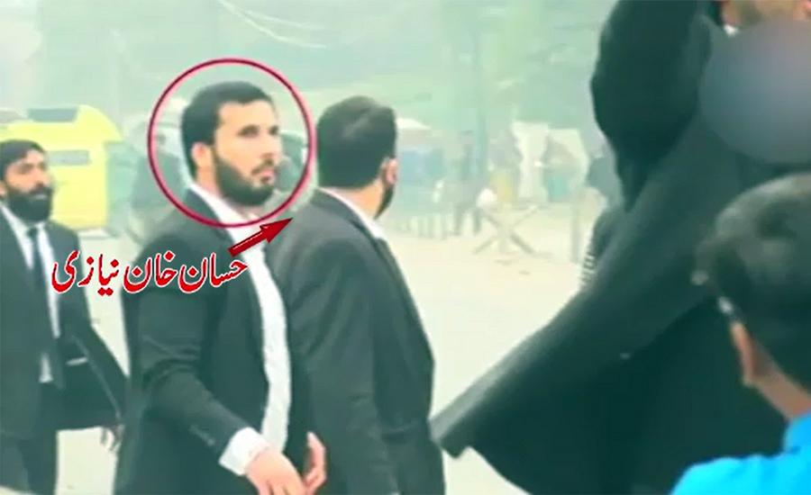 Police, raid, house, PM, nephew, Hassan Khan Niazi