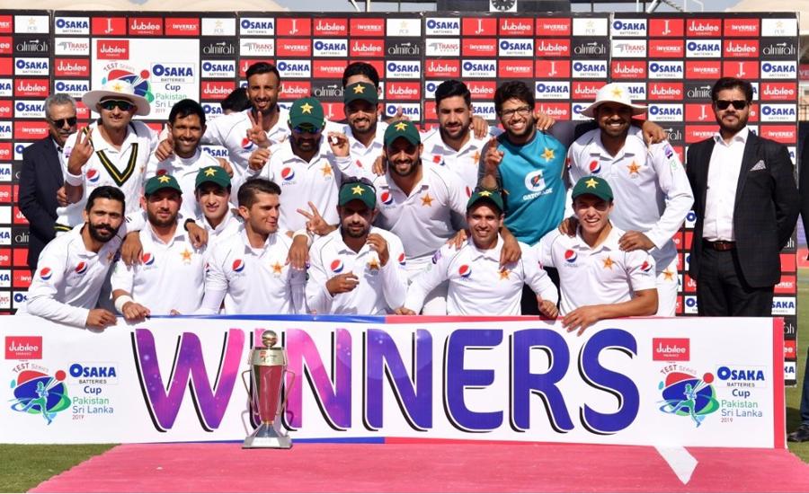 Naseem Shah stars in Pakistan's emotional series win against Sri Lanka