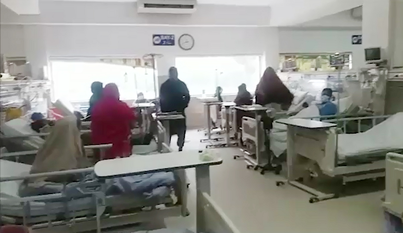 Patients suffer as PIC remains closed for 3rd day after lawyers' attack