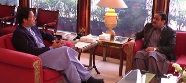 Punjab CM, briefs, PM Imran Khan, recent, administrative, changes