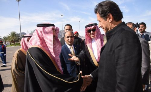 Prime Minister, Imran Khan, Saudi Arabia, one-day, official, visit