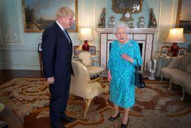 Queen Elizabeth, set out, PM Johnson's, agenda