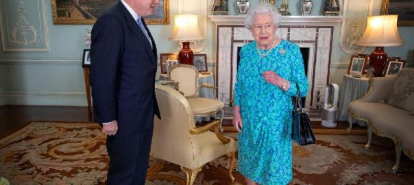 Queen Elizabeth, set out, PM Johnson's, agenda