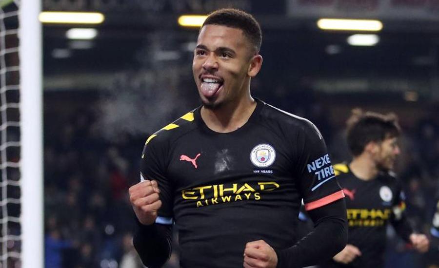 Rodri, Jesus, double, Man City, much-needed, win, Burnley