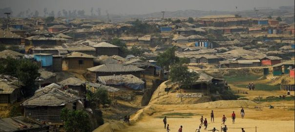 Human Rights Watch, Rohingya, child, refugees, denied, education