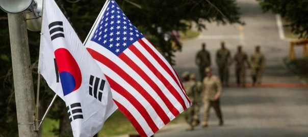 Seoul Washington US troops deal cost of US expire