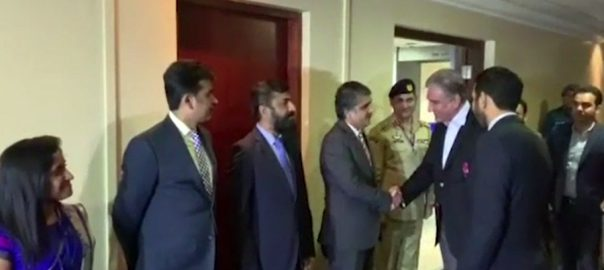 FM Qureshi, meet, Sri Lankan, high-level, leadership, today
