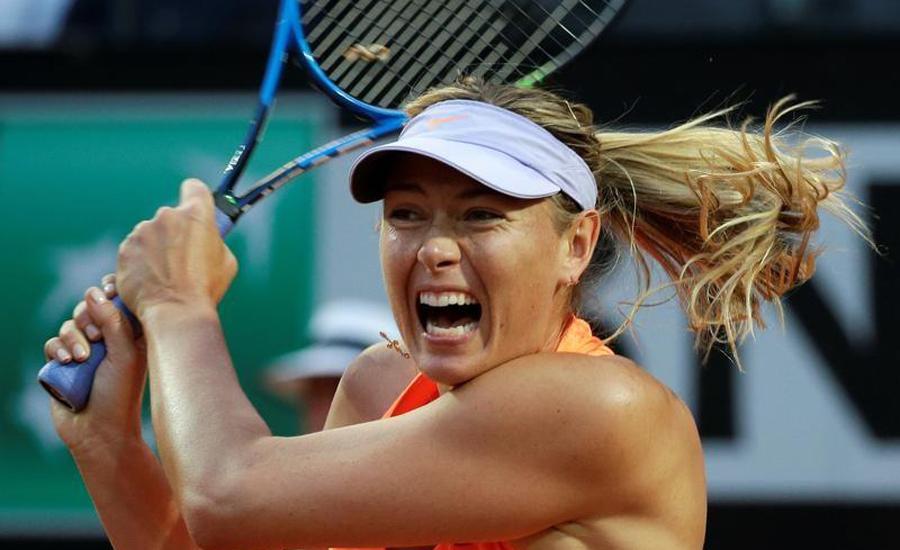 Sharapova to return next month as Brisbane wildcard