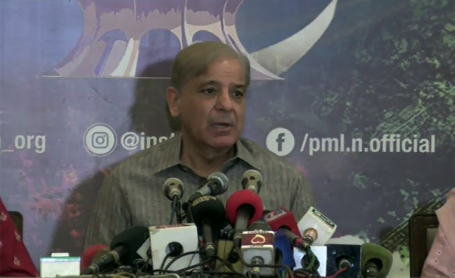 NAB orders to freeze all properties of Shehbaz Sharif
