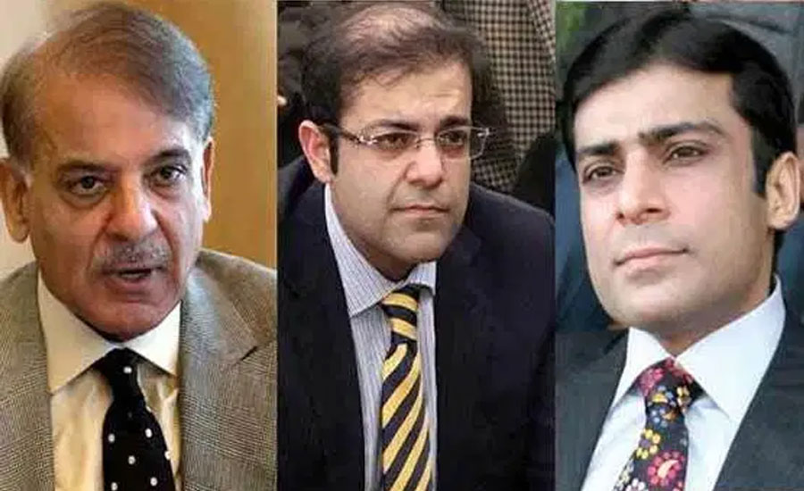 Court, ordered, freeze, properties, Shehbaz Sharif, family