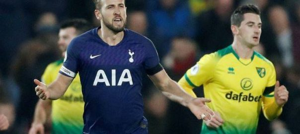 Spurs draw, Norwich, amid, VAR controversy